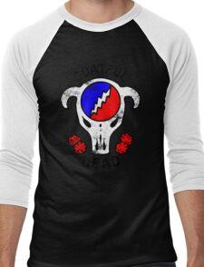Goatful Dead Men's Baseball ¾ T-Shirt