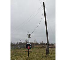 Wireless telephone Photographic Print