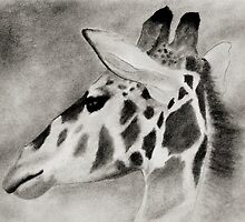 THE GIRAFFE by Leny .