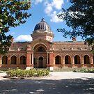 Court House - Goulburn NSW by Chris  O'Mara