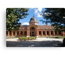 Court House - Goulburn NSW Canvas Print