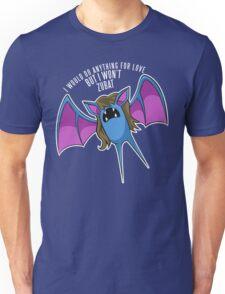 PokéPun - 'But I Won't Zubat' T-Shirt