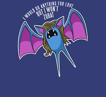 PokéPun - 'But I Won't Zubat' Unisex T-Shirt