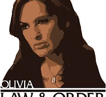 """Olivia """"Liv"""" Benson – Special Victims Unit – Law & Order by T J B"""
