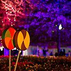 Lollipops - Floriade Nightfest, Canberra Australia. by Joseph O&#x27;R.