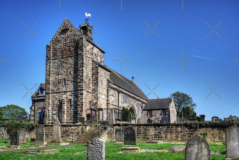 Kirkliston Parish Church by Tom Gomez