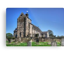Kirkliston Parish Church Metal Print