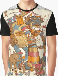 Circusbot Graphic T-Shirt