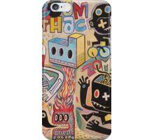 Zombiska dance iPhone Case/Skin