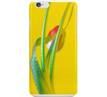 LOVELY TULIP. iPhone Case/Skin