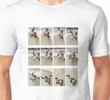 Anatomy of a Layback Unisex T-Shirt