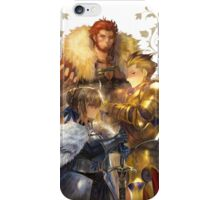 Fate/Zero Wallpaper Poster iPhone Case/Skin