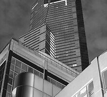 Melbourne in Monochrome by Vicki Moritz