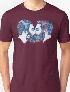 Beards in Love T-Shirt