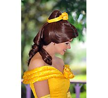Belle at Hong Kong Disneyland. (2) Photographic Print