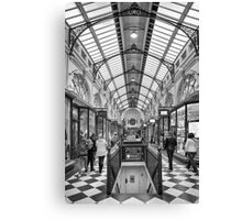 Royal Arcade, Melbourne Canvas Print