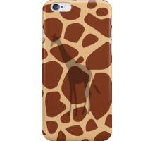 Giraffe Mania iPhone Cover  iPhone Case/Skin