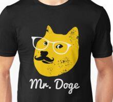 Mr. Dog shiba doge Unisex T-Shirt