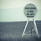 Venturing Into Space - Canberra Deep Space Communication Complex by Joseph O&#x27;R.