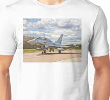 Eurofighter Typhoon T.3 ZJ805/BD Taxying Unisex T-Shirt