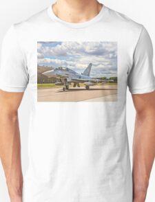 Eurofighter Typhoon T.3 ZJ805/BD Taxying T-Shirt