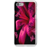 LOVELY LILY. iPhone Case/Skin