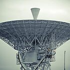 Venturing Into Space - Canberra Deep Space Communication Complex by Joseph O'R.