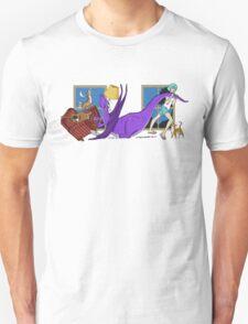 draggin' a dragon to bed T-Shirt