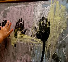 handprint by Kate Flaherty