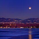 Lunar Eclipse by Rick Louie