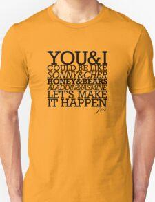 JRA - By Chance (Light Shirts) Unisex T-Shirt