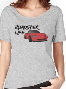 NB Mazda Miata - Roadster Life Women's Relaxed Fit T-Shirt
