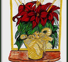 Merry Christmas, Redbubble Community by Karen L Ramsey