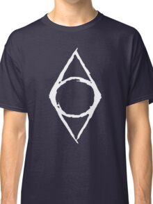 Thieves Guild Shadowmark (white) Classic T-Shirt