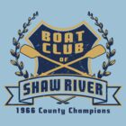 Boat Club of Shaw River by aBrandwNoName