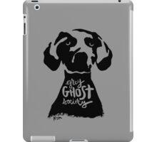 Grey Ghost Society : Original iPad Case/Skin