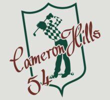 Cameron Hills by aBrandwNoName
