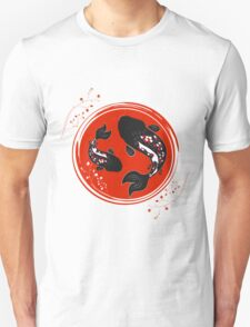 Traditional japanise illustration  T-Shirt