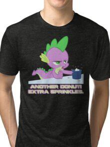 Another donut!  Tri-blend T-Shirt
