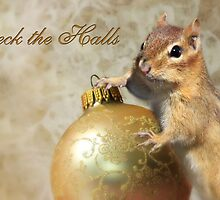Deck the Halls - Chippy by Lori Deiter