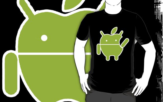 Android + Apple by samuelyee