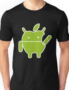 Android + Apple Unisex T-Shirt