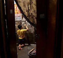 The writting is on the wall by Aurobindo Saha