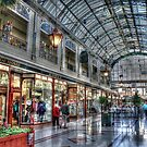Shopping Arcade by David  Barker