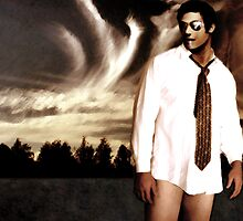 The Necktie by artgraeco