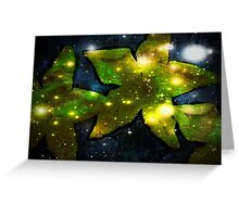 when stars were born... Greeting Card