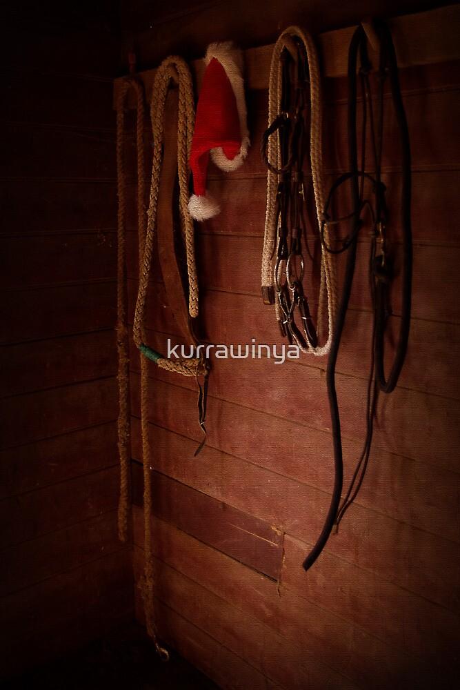 December Tackroom by Penny Kittel