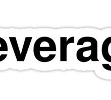 beverage Sticker