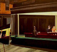 Hopper on Hopper by Dennis Newell