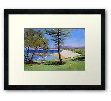 South West Rocks # 3 Framed Print
